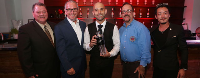 Nick Nistico Wins Bacardi Cocktail Competition