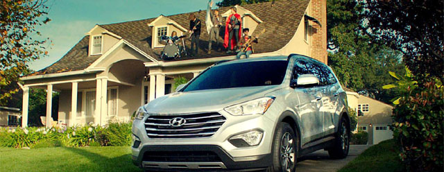 Hyundai Super Bowl Ad