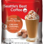 Seattles Best Coffee Frozen Coffee Blends