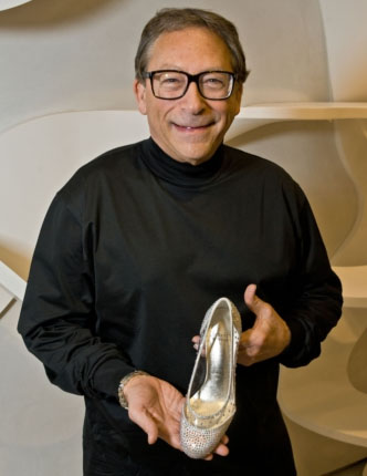 Stuart Weitzman Glass Slipper
