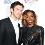 Dan Stevens and Estelle