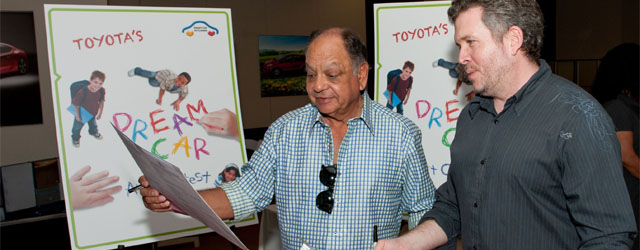 Toyota Dream Car Art Contest.