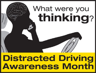 What Were You Thinking while Driving?