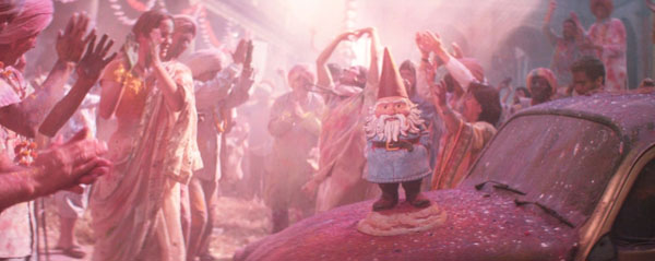Holi Festival in India.