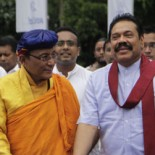 Mahinda Rajapaksha, President of Sri Lanka