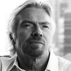Richard Branson Stars in Choice Point Movie