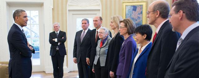 U.S. Laureates of Kavli Prizes