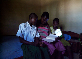Panasonic to Donate 100,000 Solar Lanterns