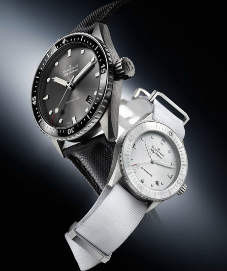 Fifty Fathoms Diving Watch