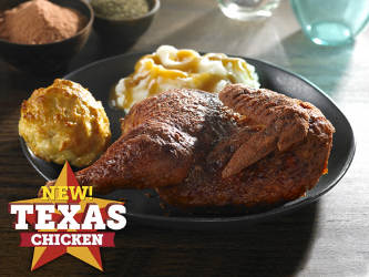 New Ad Campaign to Launch Texas Chicken