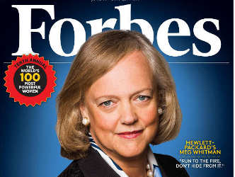 Forbes List of 100 Most Powerful Women