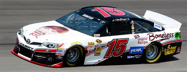 NASCAR Driver Clint Bowyer