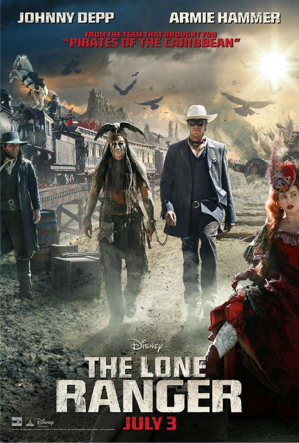 "Disney's ""The Lone Ranger"""