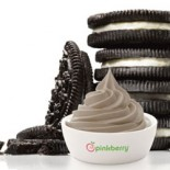 Pinkberrys Cookies &amp; Cream Frozen Yogurt