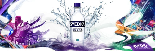 Svedka Vodka Launches New Marketing Campaign