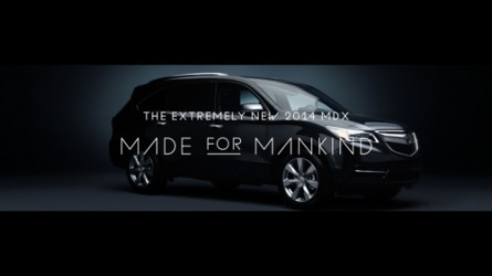 "Acura ""Made for Mankind"" Ad Campaign"