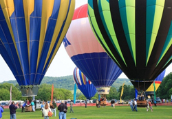 Quechee Hot Air Balloon Festival