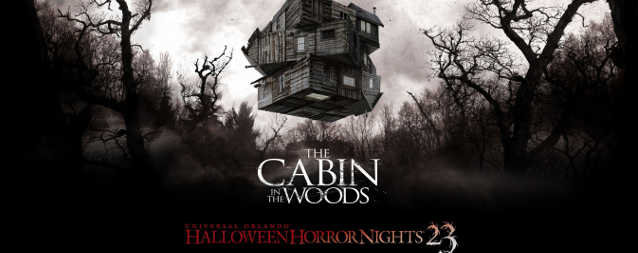 Horror Nights with The Cabin In The Woods