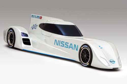 Zero Emission On Demand Racing Car