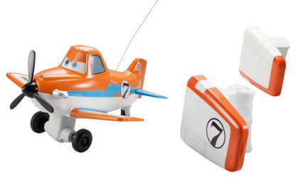 Disney's Planes to Take Off with Tech Toys