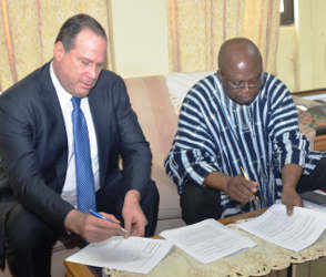 Blumberg Grain to Set Up Export Hub in West Africa