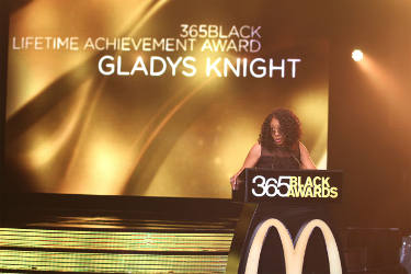 McDonald's Awards for African-American Celebs