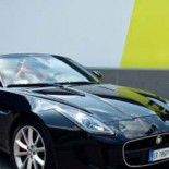 Jaguar in Hertz Dream Collection