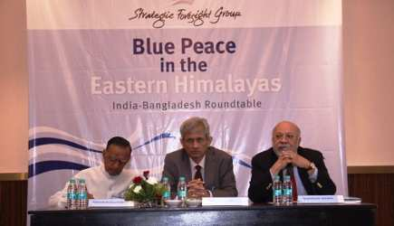 India Bangladesh Roundtable on Blue Peace