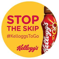 Kellogg's To Go breakfast shakes