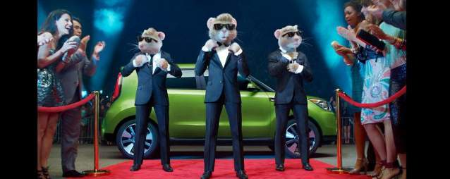 Hamsters Star in Kia Motors' Campaign for Soul
