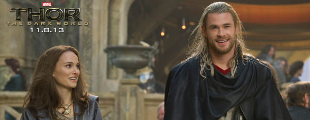 Releasing Marvel's Thor: The Dark World