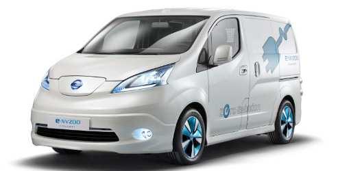 Nissan e-NV200 Zero Emission Van
