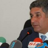 Azerbaijan's Minister of Youth and Sport, Azad Rahimov