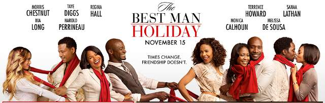 Universal Pictures Presents The Best Man Holiday
