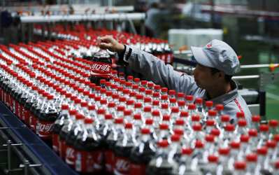 Coca-Cola in China
