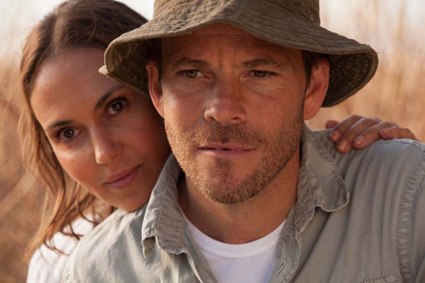 Svetlana Metkina and Stephen Dorff