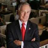 New York City Mayor Michael R. Bloomberg