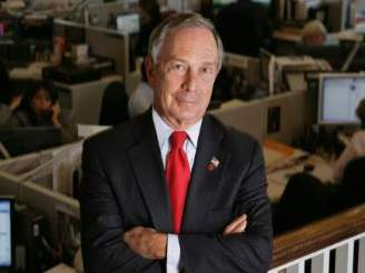 First Genesis Prize for Mayor Bloomberg