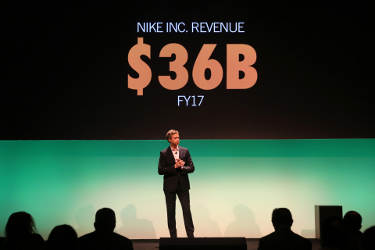 Nike Targets $36 Billion for 2017