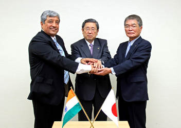 Toyota Boshoku Joins Hands with Relan in India
