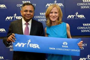 TCS to Sponsor New York City Marathon