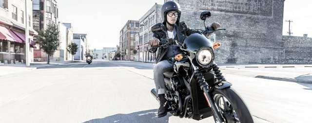 Harley-Davidson Dark Custom Motorcycles