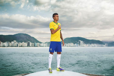 NIKE Brasil National Team Kit