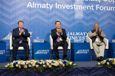 Almaty Unveils Plans for Foreign Investment