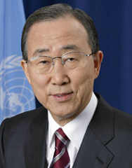 Ban Ki-moon Urges to End Conflict in South Sudan