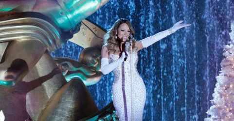 Mariah Carey's 12 Days of Christmas