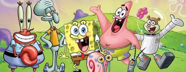 SpongeBob Mailpants