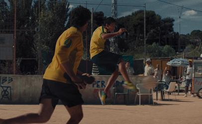 Nike Releases Dare to Be Brasilian Film