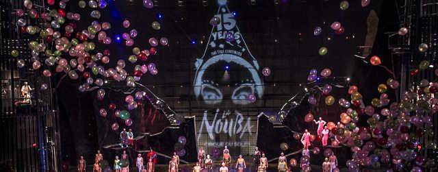 La Nouba, the Cirque du Soleil show