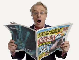 Jerry Springer Hosts New Series Tabloid